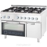 Kuchnia Gazowa 6 Palnikowa Z Piekarnikiem Elektrycznym Tg 6732 Pke 1